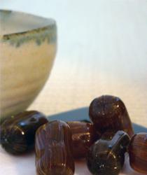 特等級沖縄産黒糖100%使用のお菓子です