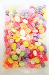 懐かしのお菓子。果物の香りがいっぱいです。